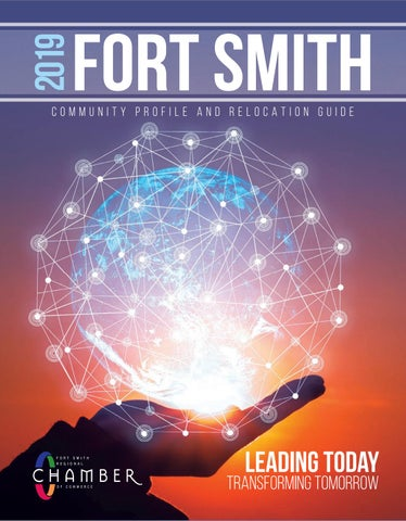 2019 Fort Smith Community Profile and Relocation Guide by