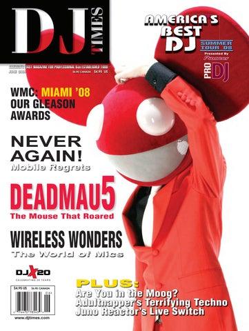 c6088a8d3 DJ Times June 2008, Vol 21 No 6 by DJ Times Magazine - issuu