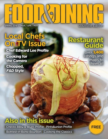 Spring 2019 Vol 63 By Food Dining Magazine Issuu