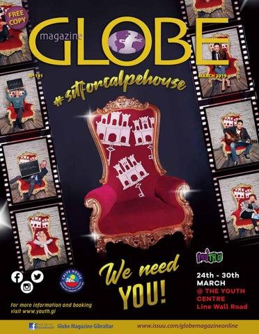 57c4a49d7ceb Globe Magazine March 2019 by globe magazine gibraltar - issuu