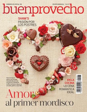 Revista Buen Provecho Febrero 2019 By Grupo Editorial
