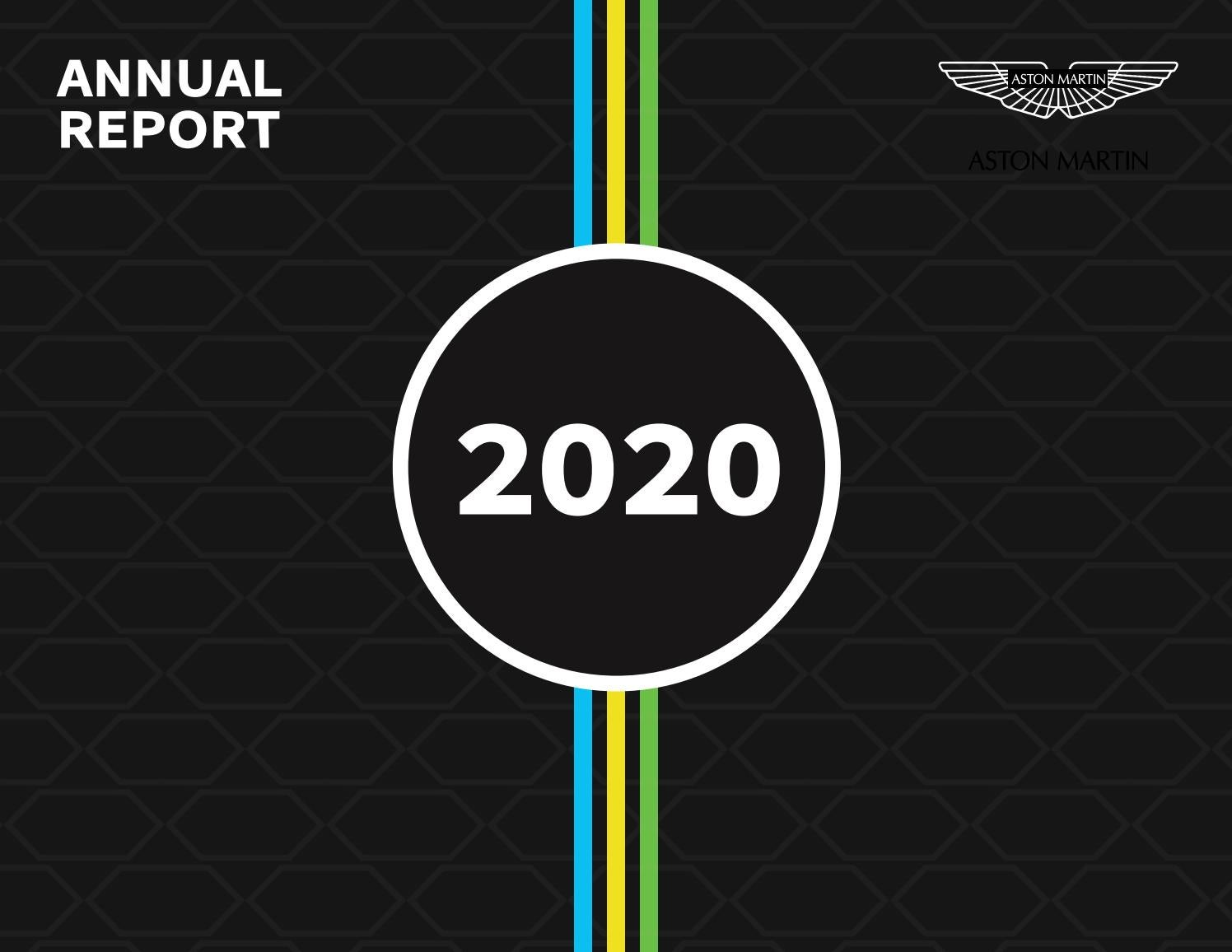 Aston Martin Annual Report By Samuel Scheib Issuu
