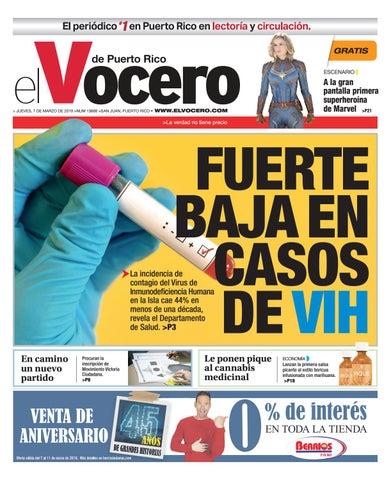 Edición del 7 de marzo de 2019 by El Vocero de Puerto Rico - issuu 4eed42cf7c7