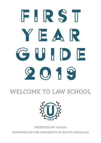 2019 USALSA First Year Guide by USALSA Publications - issuu