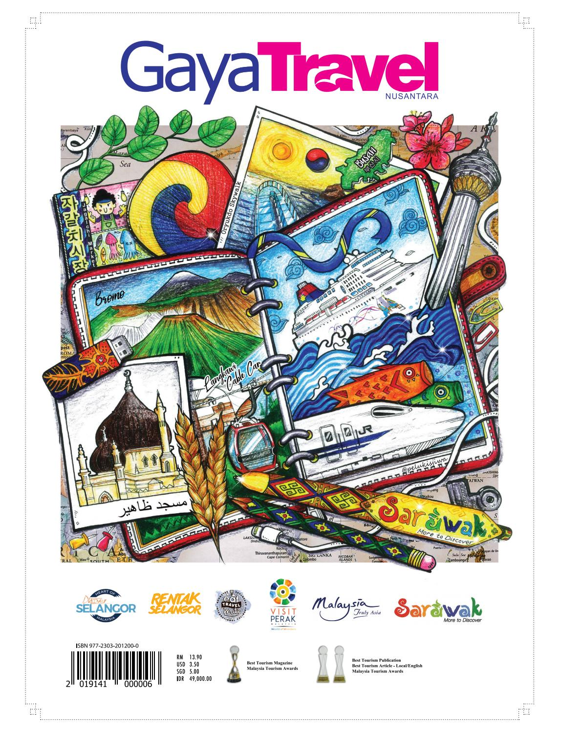 Gaya Travel Magazine 14 1 By Chandi Media Group Issuu