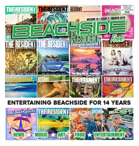 Page 1 of The Beachside Resident March 2019: Travel, Tourism and Things to Do