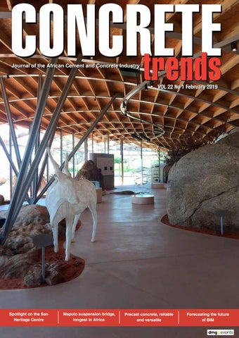 Concrete Trends - February 2019 by dmg events Africa - issuu
