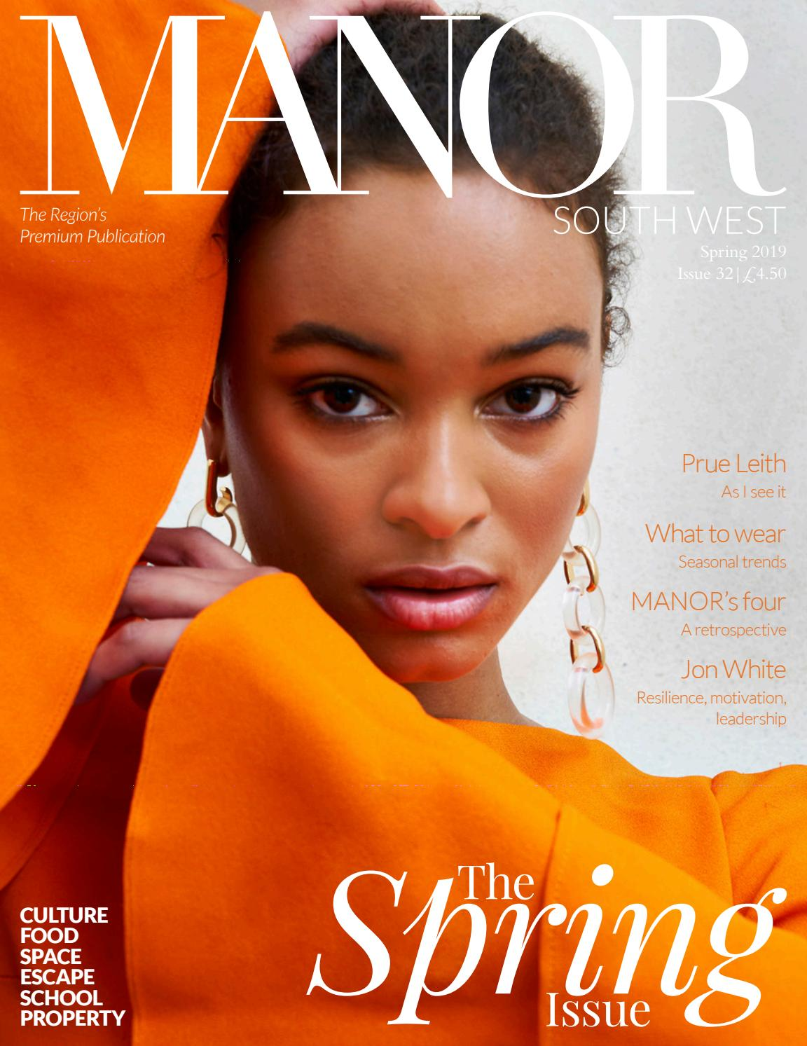 02eab262e6c MANOR The Spring Issue 2019 by MANOR - issuu