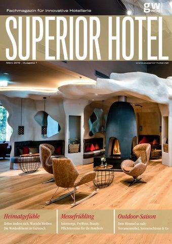 Superior Hotel 1 2019 By Gw Verlag Issuu