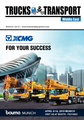 Trucks & Transport | Middle East | March 2019 Edition by