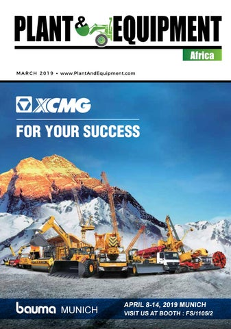 Plant & Equipment | Africa | March 2019 Edition by Plant And