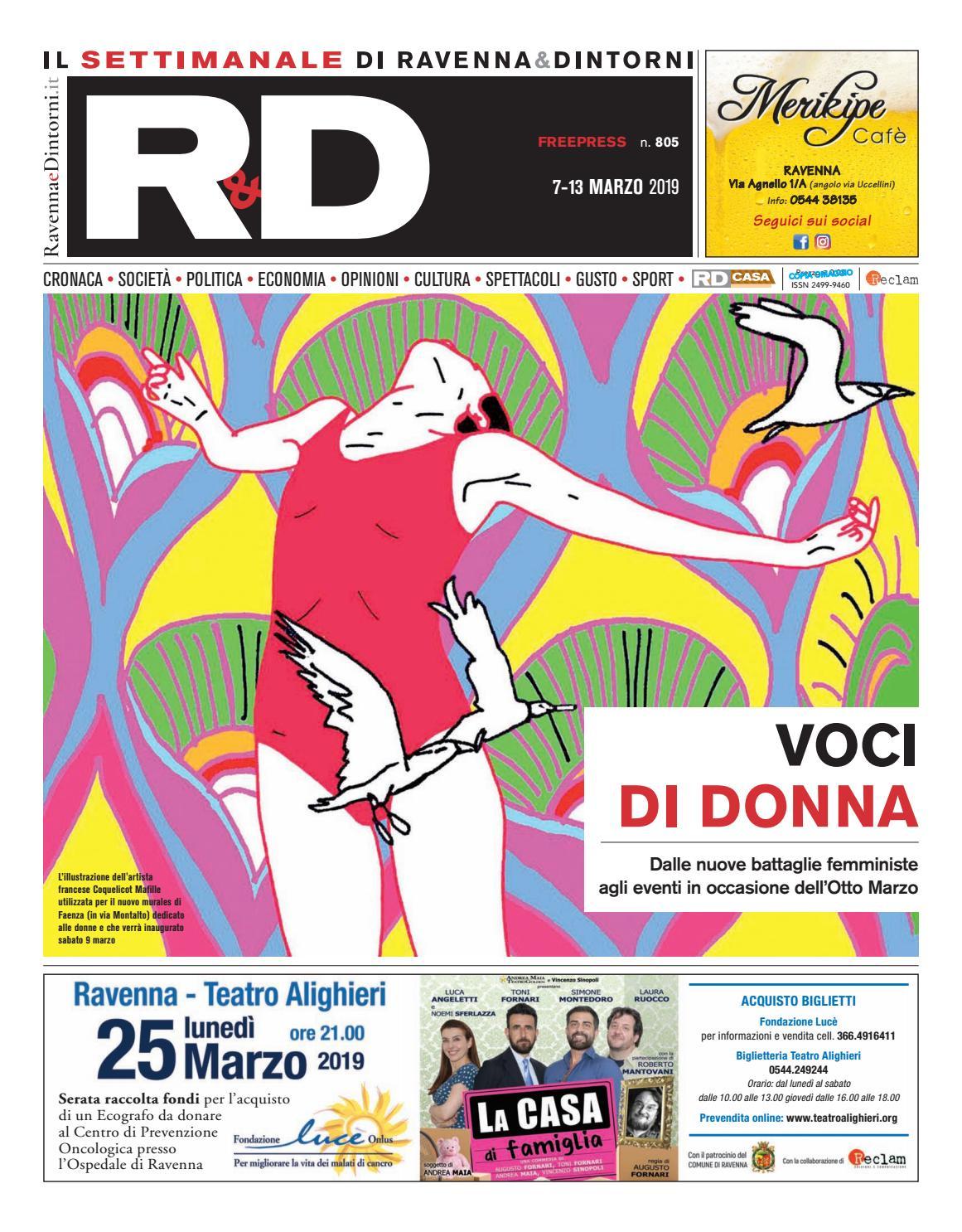 R D 07 03 2019 by Reclam Edizioni e Comunicazione - issuu dfa6322d4d8