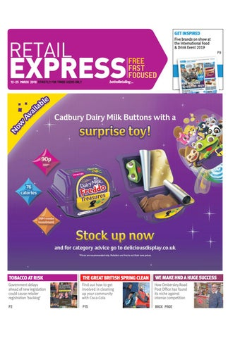 Retail Express: 12 March, 2019 by betterRetailing - issuu