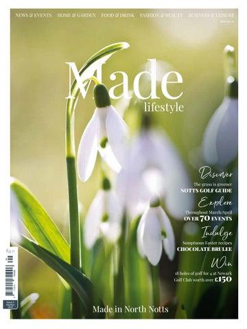 f513620181dd Made lifestyle magazine - Issue 9 by Made Lifestyle Magazine - issuu
