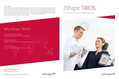 3Shape TRIOS_en by Ivoclar Vivadent - issuu