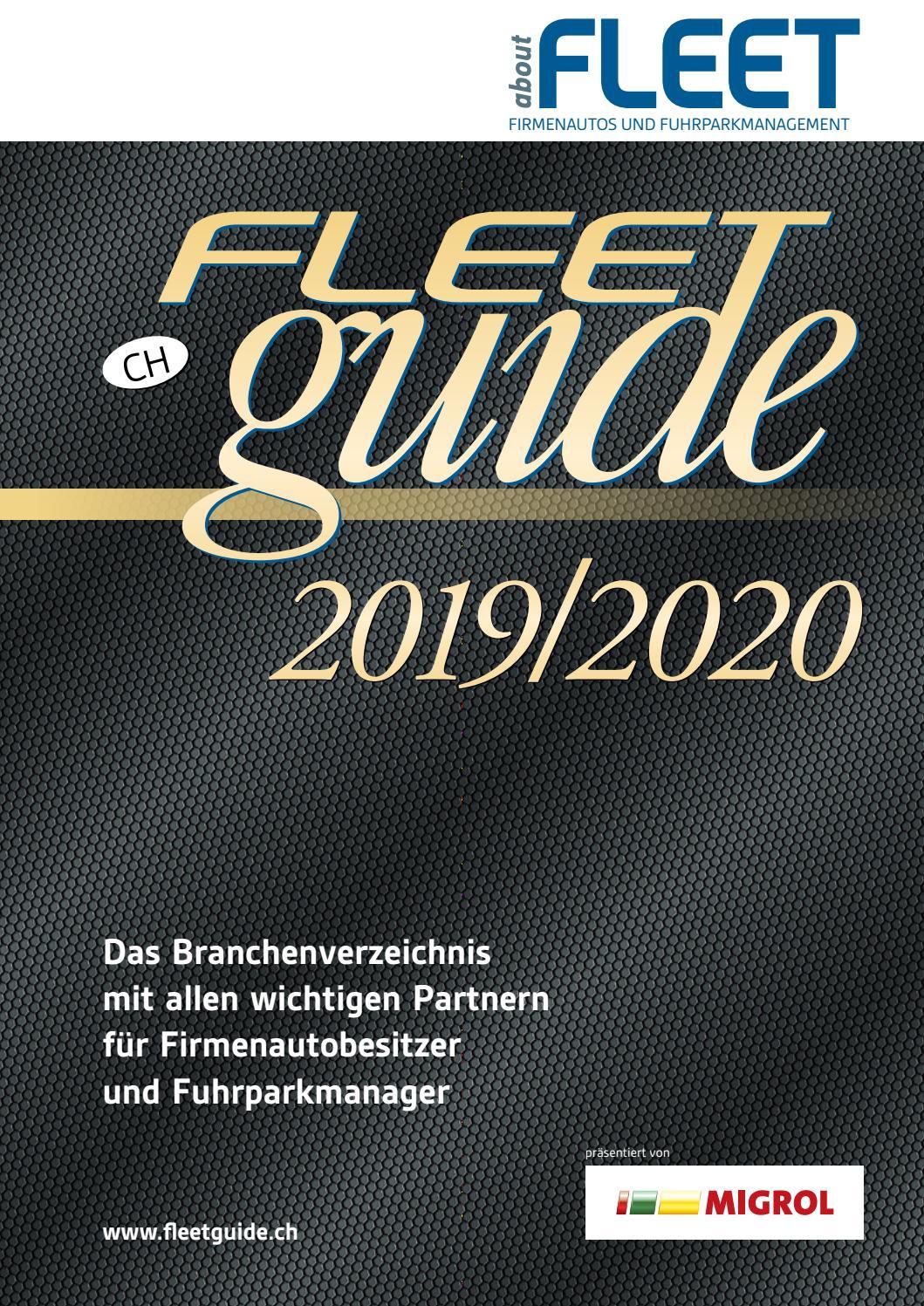 Fleet Guide 2019 By Miki Stankovic Issuu