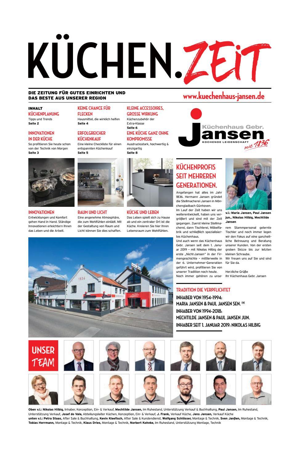 Jansen Kuchen Zeit Marz 2019 Einzelseiten By Garant Gruppe Issuu