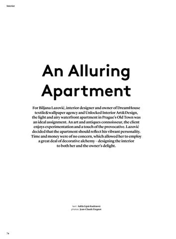 Page 76 of An Alluring Apartment