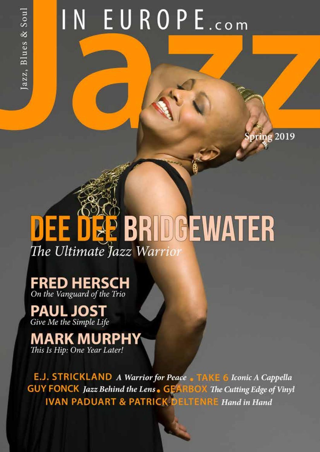 Jazz In Europe Magazine - Spring 2019 by Jazz In Europe - issuu