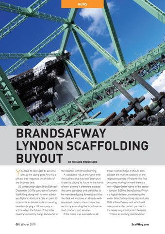 Page 8 of BrandSafway Lyndon Scaffolding Buyout