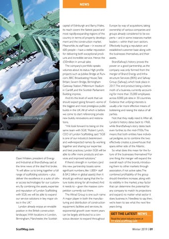 Page 9 of BrandSafway Lyndon Scaffolding Buyout