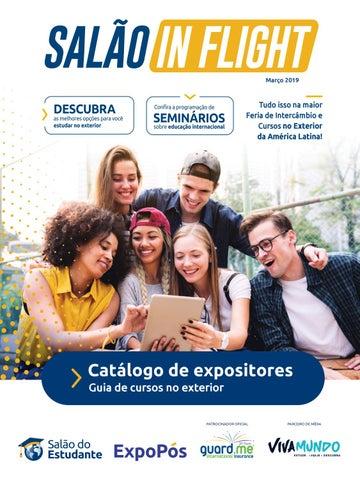 6ab72ed25 Catálogo de expositores - Salão do Estudante 2019-1 by BMI Media - issuu