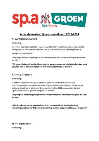 606d0065715 sp.a-Groen: Amendementen bij bestuursakkoord 2019-2024 Berchem