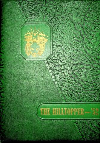 Hilltopper 1952 By K9fun Issuu