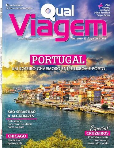 c9878af9793 Revista Qual Viagem Edição 64 - Março 2019 by Editora Qual - issuu