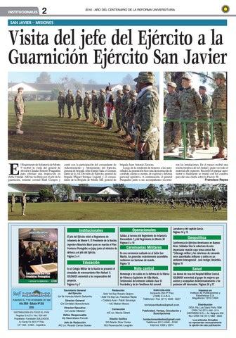 Page 2 of Periódico Soldados Ed 250