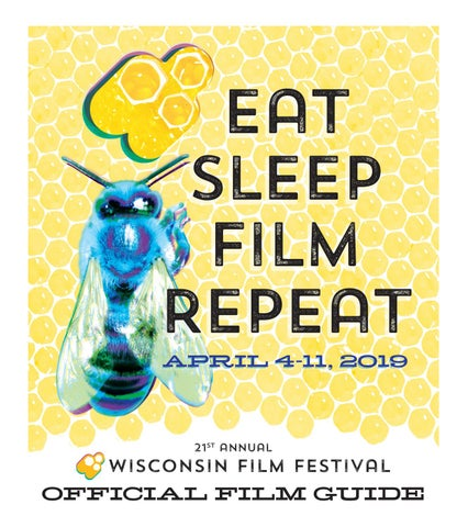 Now That Wisconsin Film Festival Has >> 2019 Wisconsin Film Festival Film Guide By Uw Madison Division Of