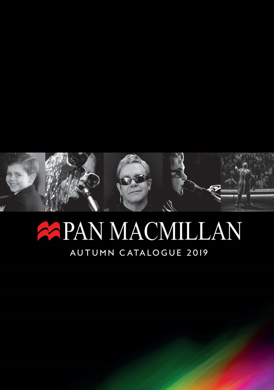 Pan Macmillan Autumn 2019 Catalogue by James Luscombe - issuu