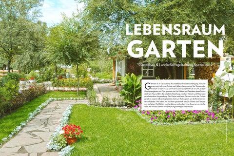 Rosenheimerin Frühjahrsausgabe 2019 Lebensraum Garten Spezial By