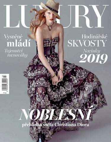 b9ff735f88 Luxury 03 2019 by LuxuryGuideCZ - issuu