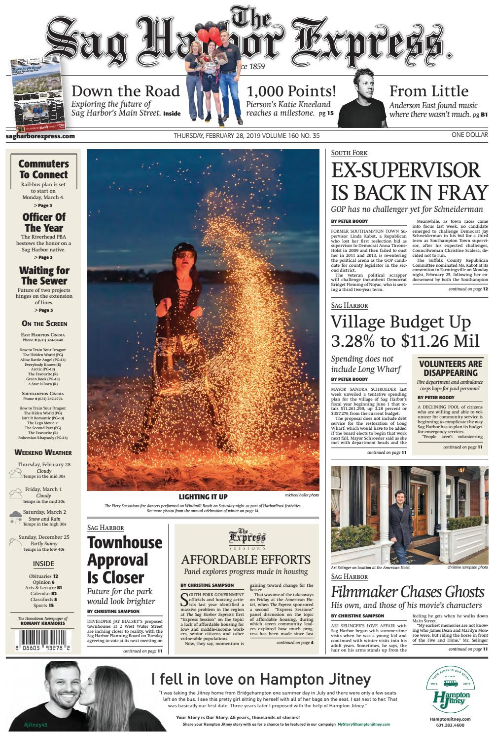 a4a67215 2/28/19 - Sag Harbor Express by The Sag Harbor Express - issuu