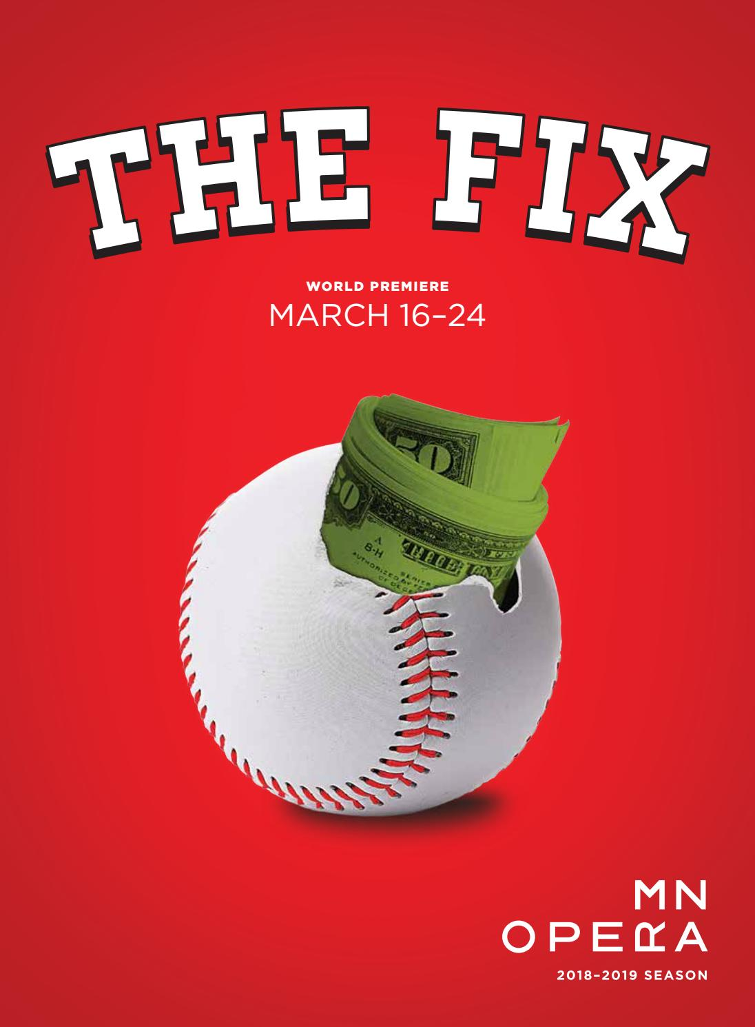 so cheap lower price with huge selection of Minnesota Opera's The Fix by Minnesota Opera - issuu