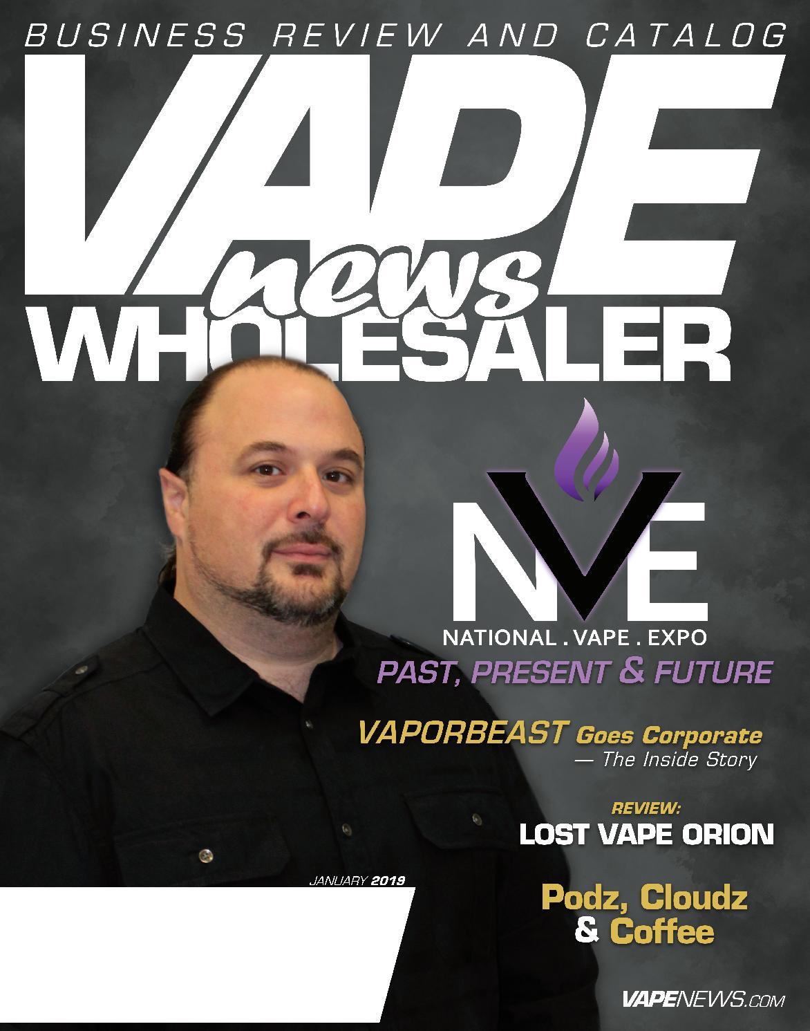 VAPE News Wholesaler by Matt Schramel - issuu