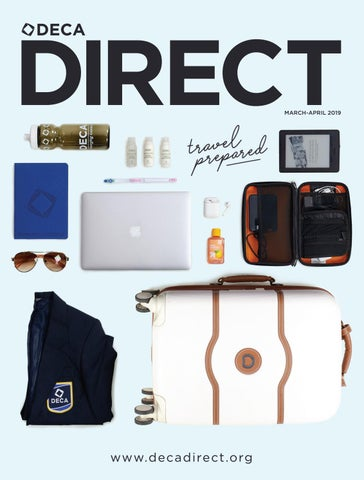 DECA Direct Magazine | March - April 2019 by DECA Inc  - issuu