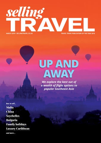 97e675278a Selling Travel March 2019 by BMI Publishing Ltd - issuu