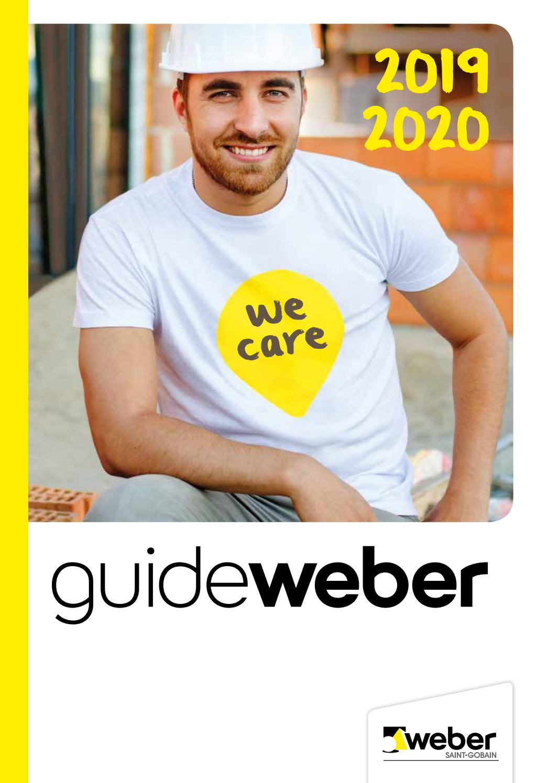 Pose Enduit De Facade Monocouche guide weber 2019-2020weber fr - issuu
