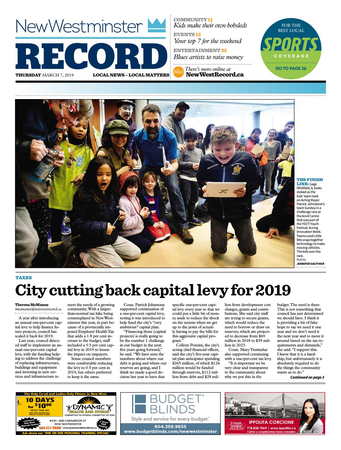 March 7 Westminster Record 2019 New fg7vY6yb
