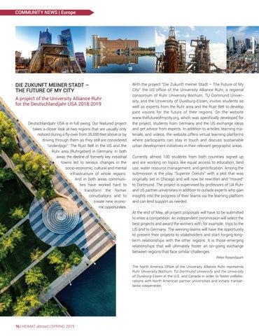 Page 16 of Deutschlandjahr: Die Zukunft meiner Stadt