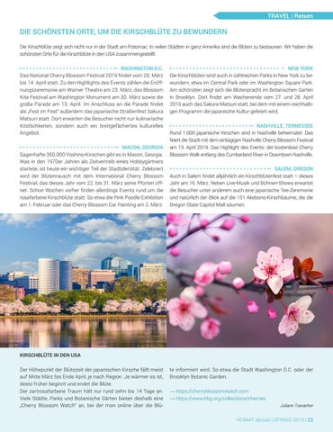 Page 23 of Sakura Mitsuri - Japanese Cherry blossom in the USA