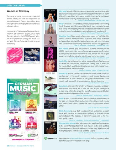 Page 38 of Lifestyle Music & Movies