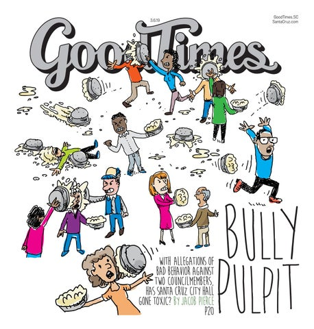 Good Times Weekly March 6-12, 2019 by Metro Publishing - issuu