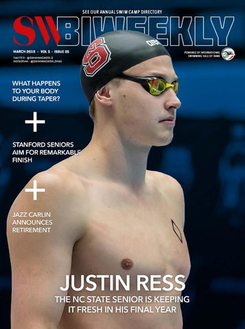 e2cb345457 SW Biweekly March 7, 2019 by Swimming World Magazine - issuu