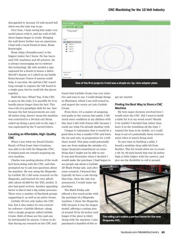 Page 49 of Tech Today: CNC Machining for the 12-Volt Industry