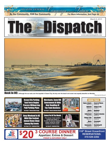 0b412ceea17 March 8 by mdcoastdispatch - issuu