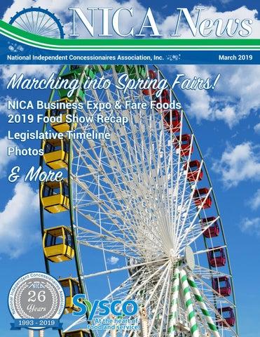 March 2019 NICA News by NICA Inc  - issuu