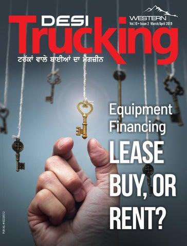 Desi Trucking Mar-Apr 2019 (Western Edition) by Creative Minds - issuu